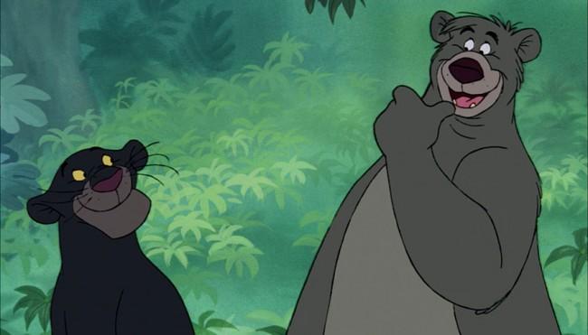 734 Ha a Disney állatok emberek volnának