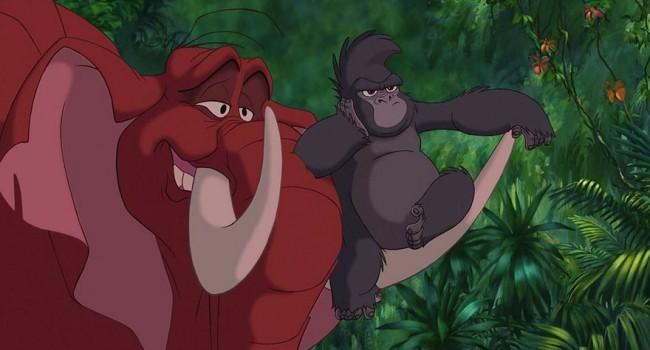 1332 Ha a Disney állatok emberek volnának