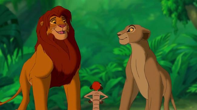 534 Ha a Disney állatok emberek volnának