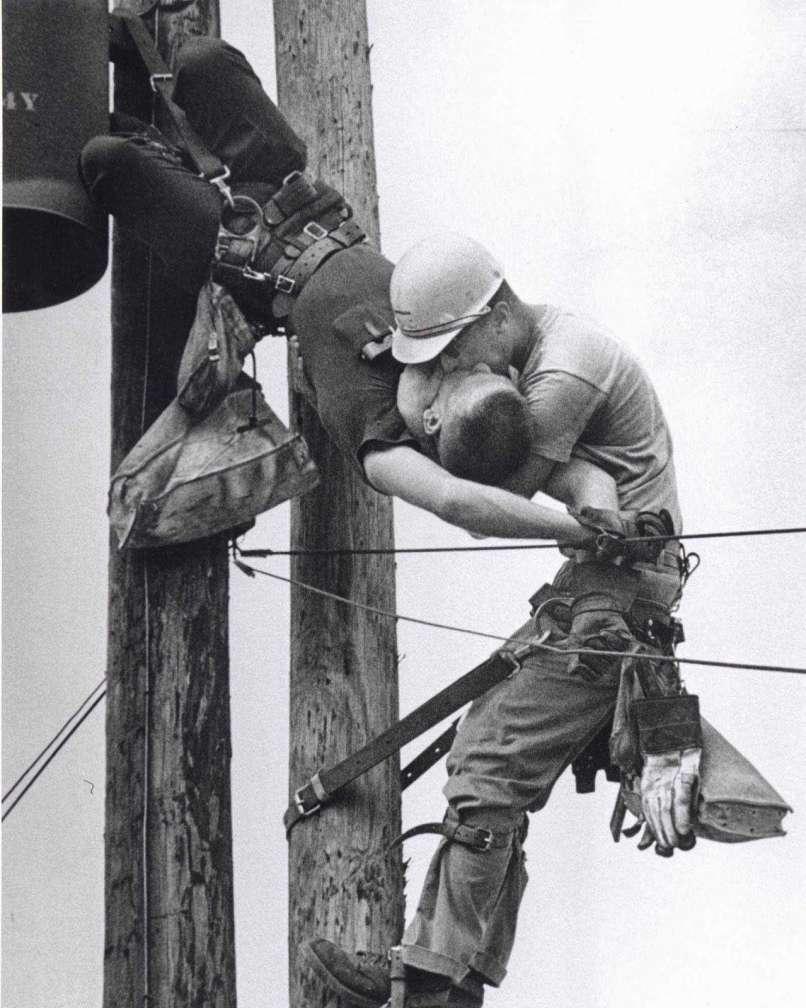 1967: Az élet csókja